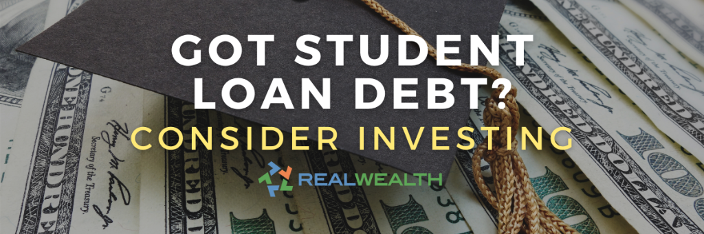 Featured Image for Article - Should I Pay Off Student Loans Or Invest My Money