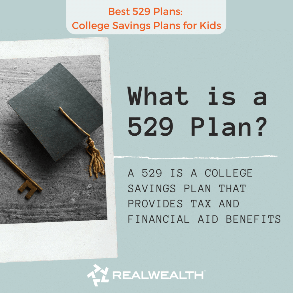 Image Highlighting What is a 529 Plan?