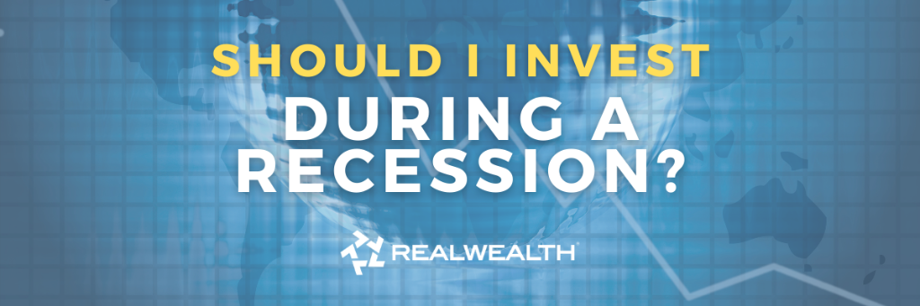 Banner Image for Article - 11 Tips For Smart Investing During a Recession