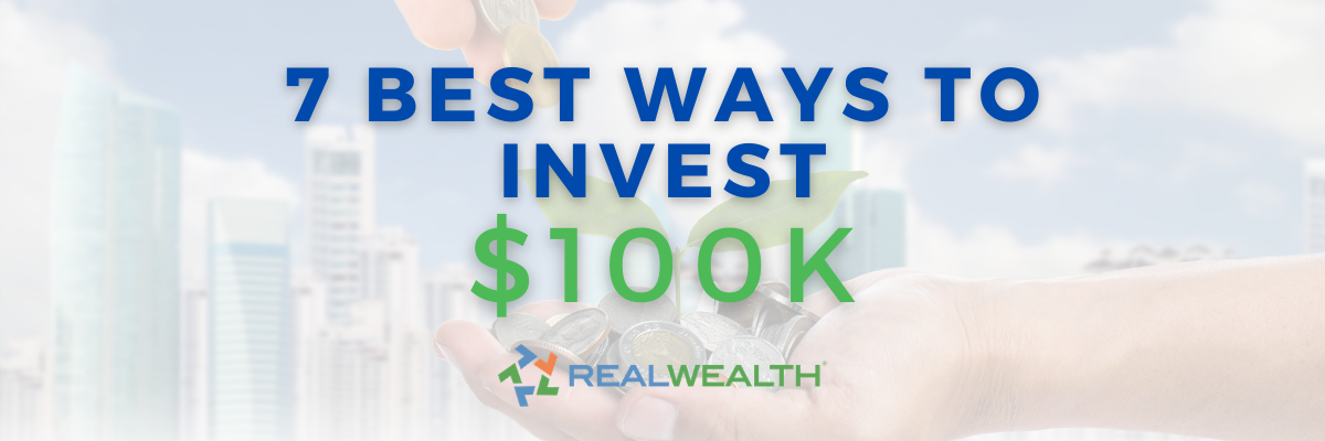 Banner Image for Article How to Invest $100k to Make $1 Million