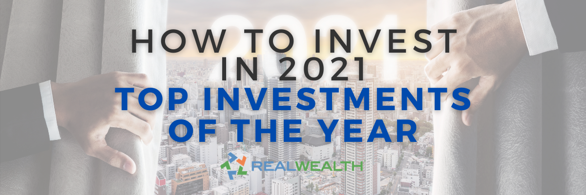 Banner Image for Article - What Are the Best Investments in 2021