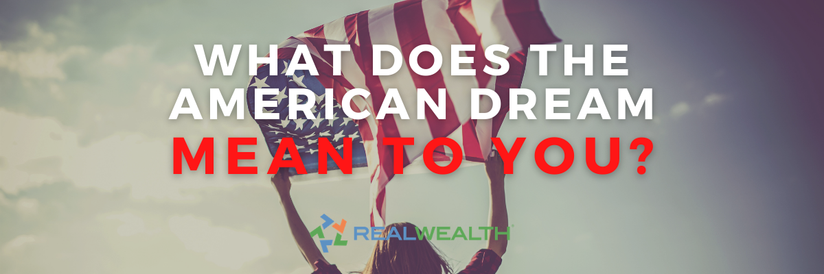 Banner Image for Article What is the American Dream Today and How it's Changed
