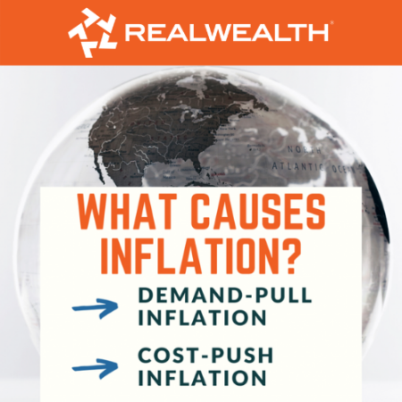 Image with definition of the cause of inflation